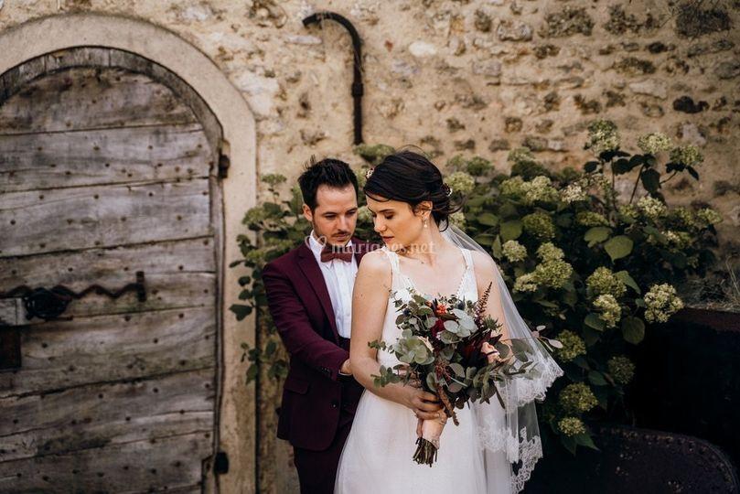 Mariage aux Bonnes Joies