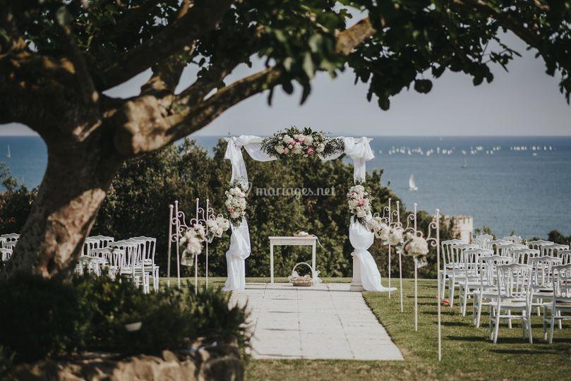 Wedding destination italie