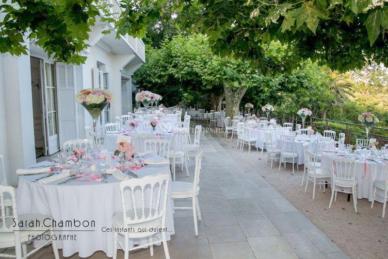 Diner en terrasse