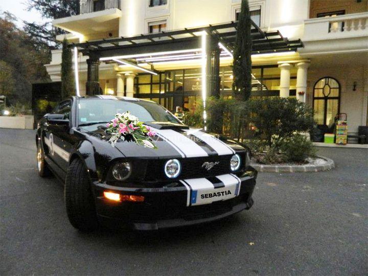 Mustang GT SC de 2007