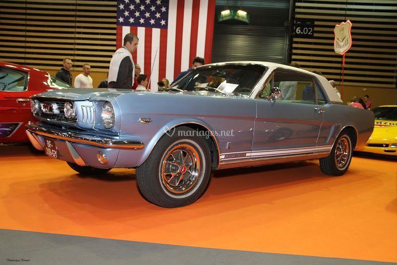 Mustang de 1966