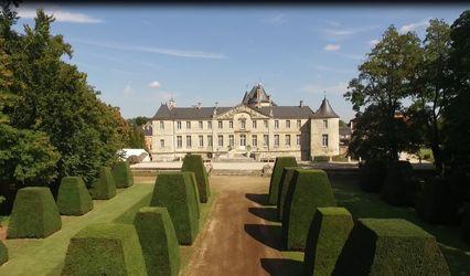 Château de Vic sur Aisne