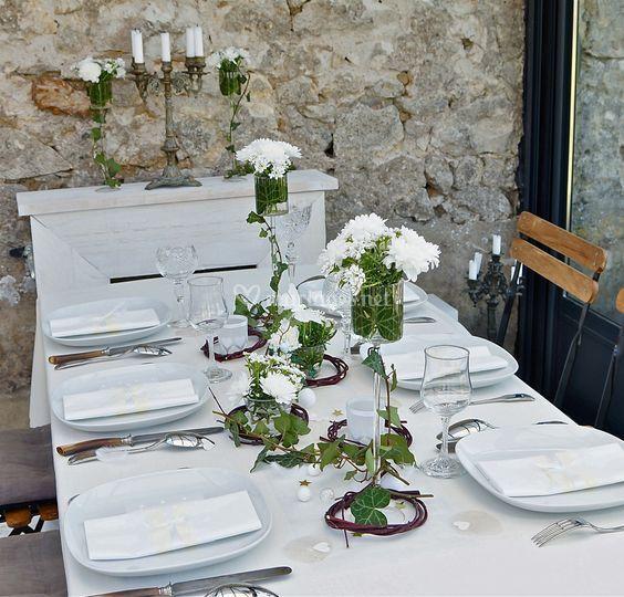 Table Luciole