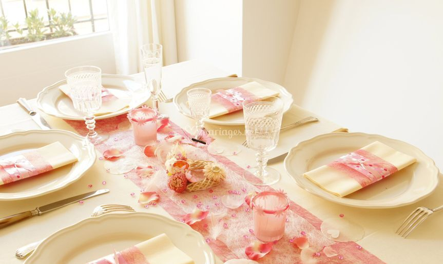 Table Flore
