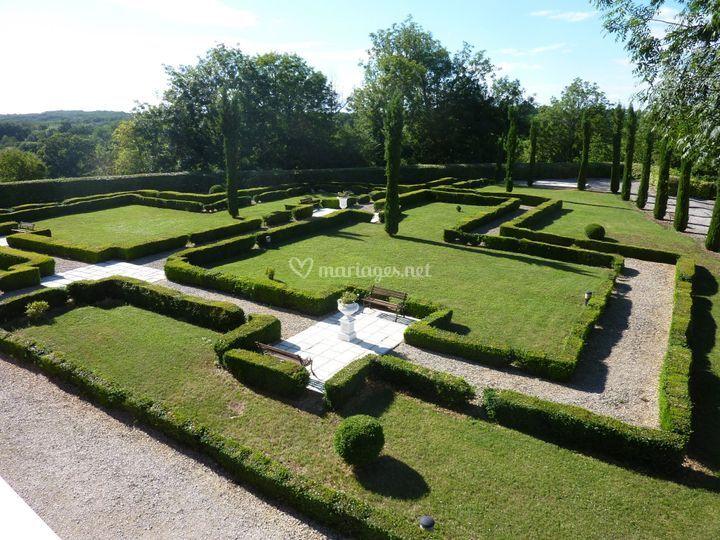 Park du chateau