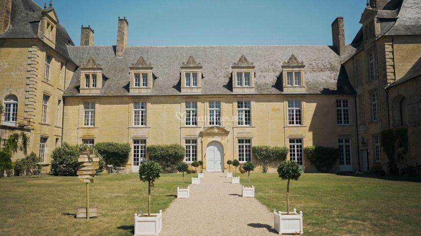 Mariage Château de Sauveboeuf