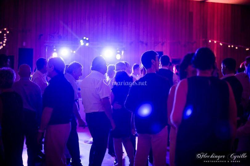 Session de Danse
