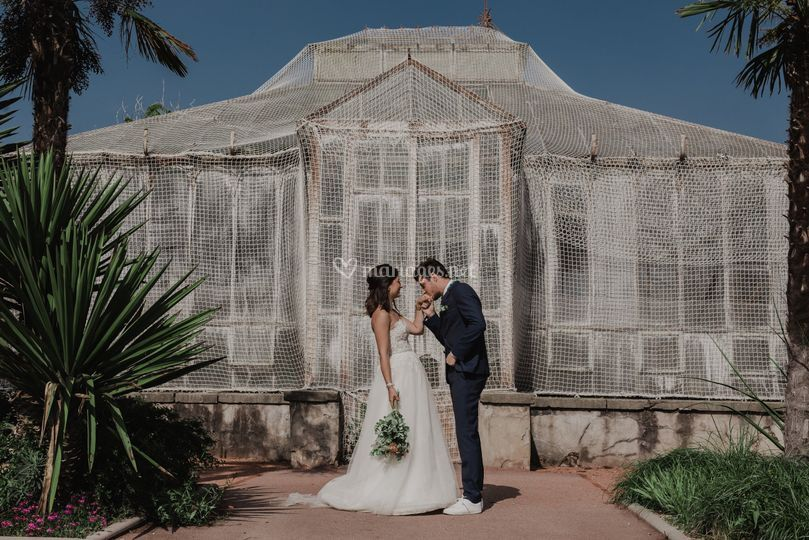 Espana wedding
