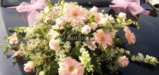 Décoration florale élégante