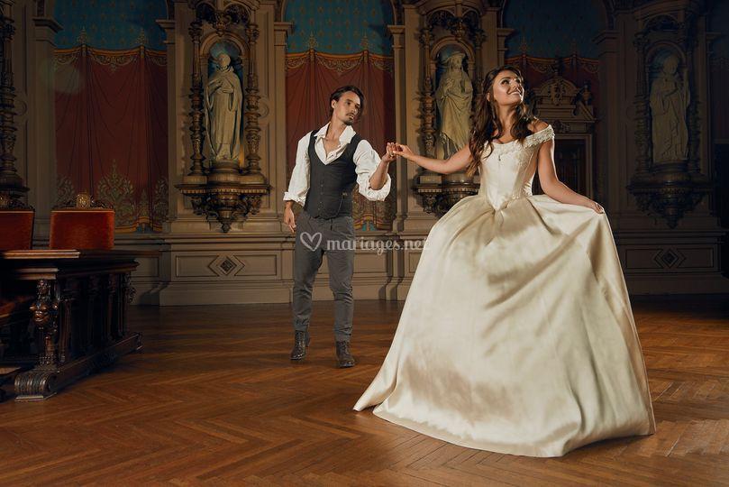 Mariage au Palais