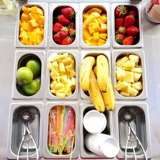 Module fruits