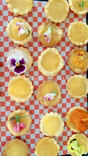 Tartelettes aux citrons de men