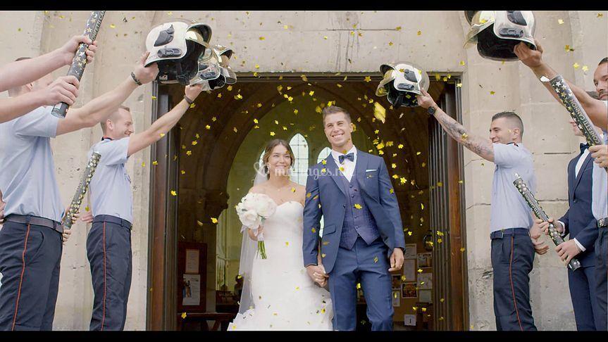 Mariage de Wendy & Benjamin