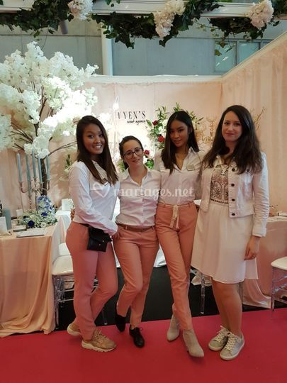 Equipe Huyen's Event Agency