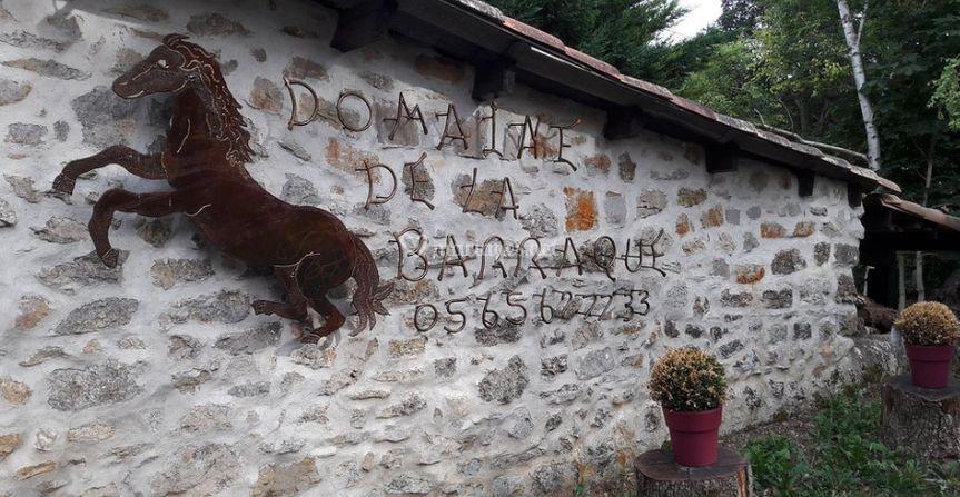 Domaine de la Barraque