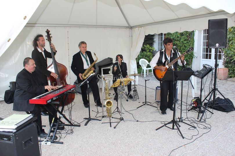 Jazz'Band L'Orée du Plessis