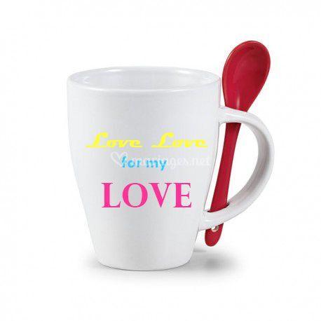Mug mariage personnalisé