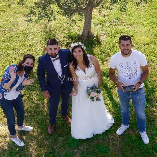 Premier mariage 2021