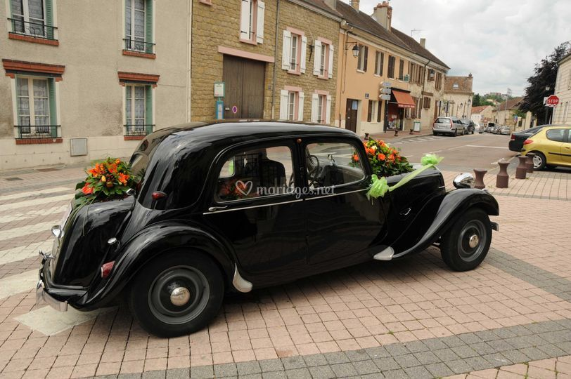 Citroën tration
