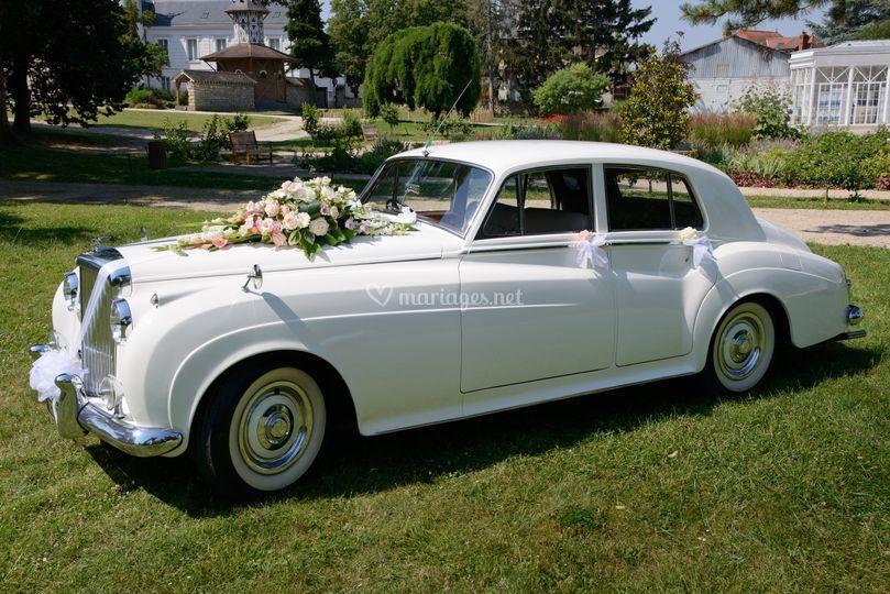 Rolls royce bentley s2