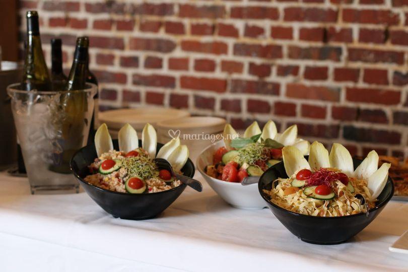 Salade pour lendemain