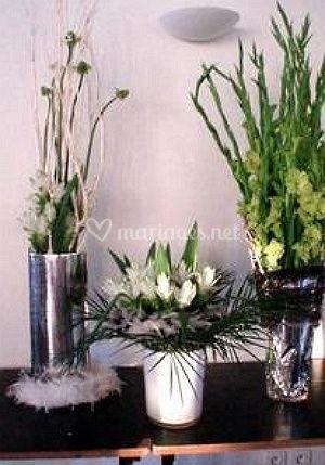 Des fleurs pour un grand événement
