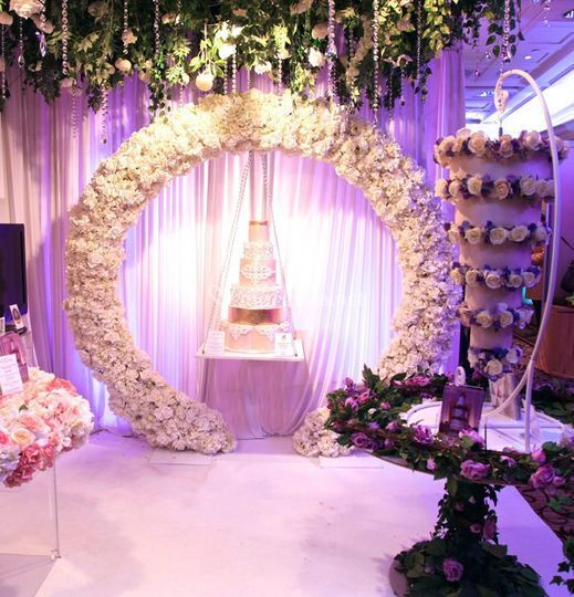 Wedding Cake suspendu Paris
