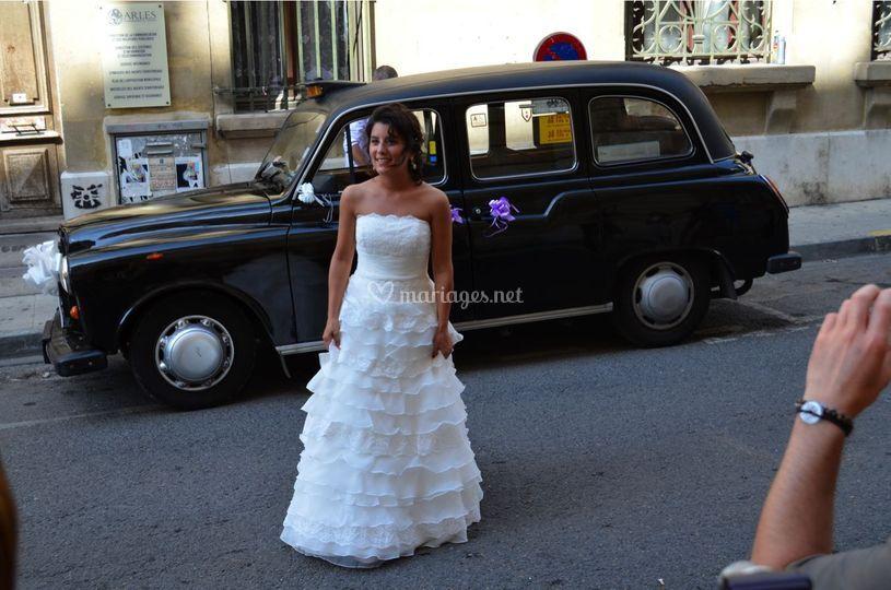 Une belle mariée