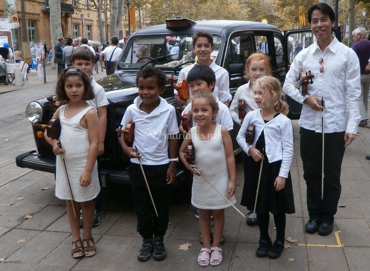 Ecole de musique Aix