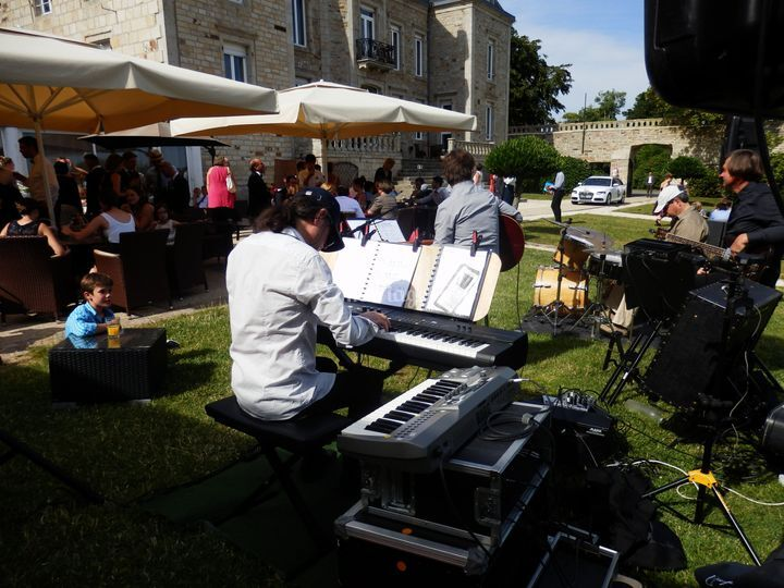 Musique dans le parc