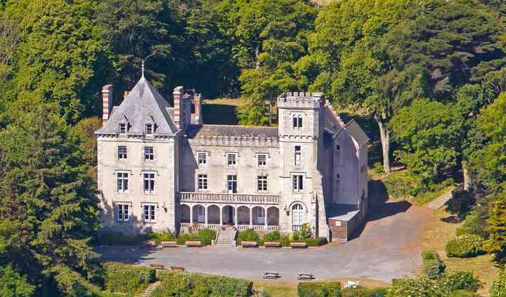 Château de Kersaliou et son Pavillon