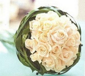 Le bouquet de la mariée