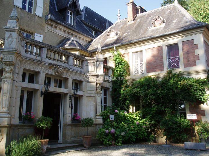 Chateau Le Haget