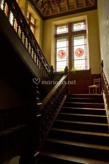 Escalier le Haget