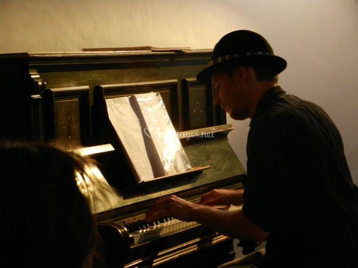 Option Pianiste