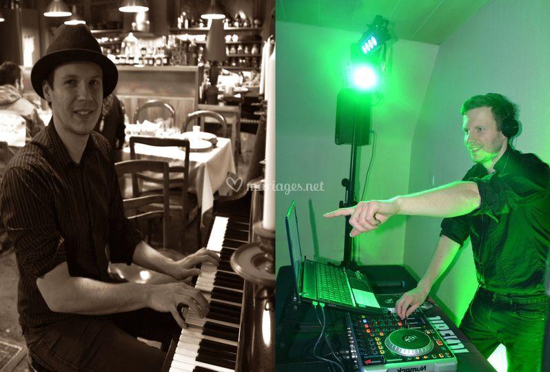 Pianiste Juke-box & DJ