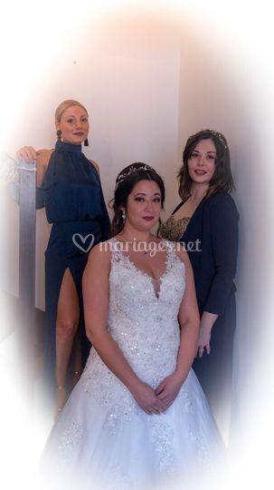 Mariage Fanny et Youssri