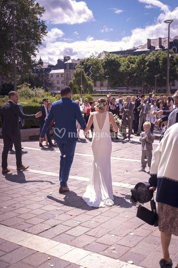 Mariage Nicolas & Marion