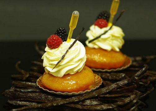Desserts moelleux