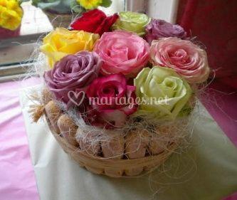 Un bouquet très spécial
