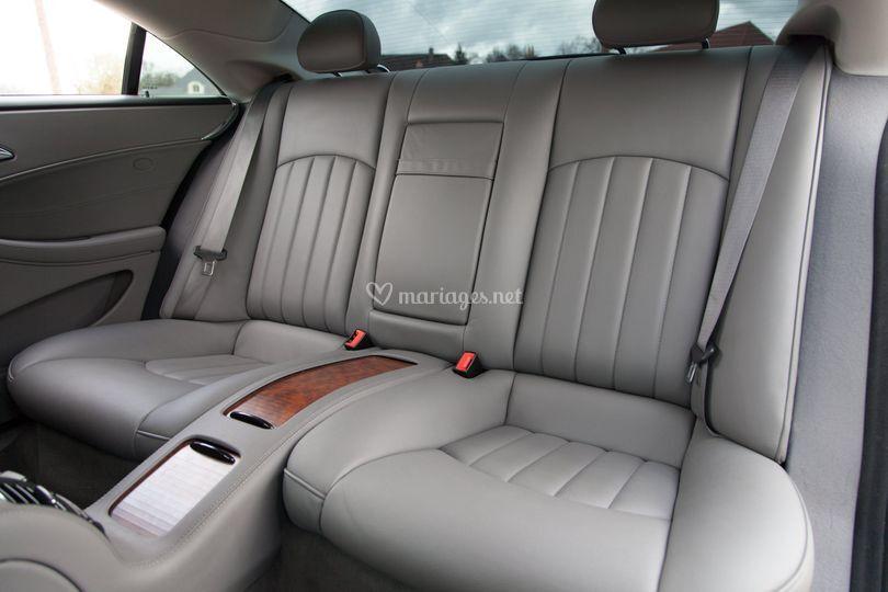 Intérieur Mercedes cls