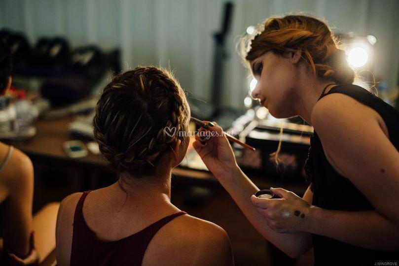 Carole Make-Up