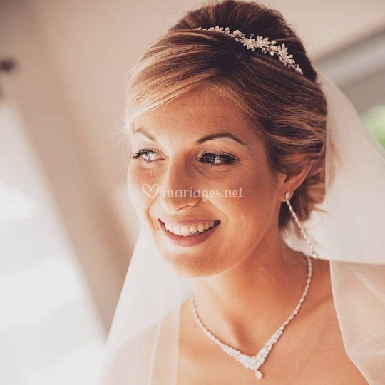 Maquillage mariée- Les Issambr