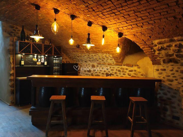 Bar Cave Voûtée