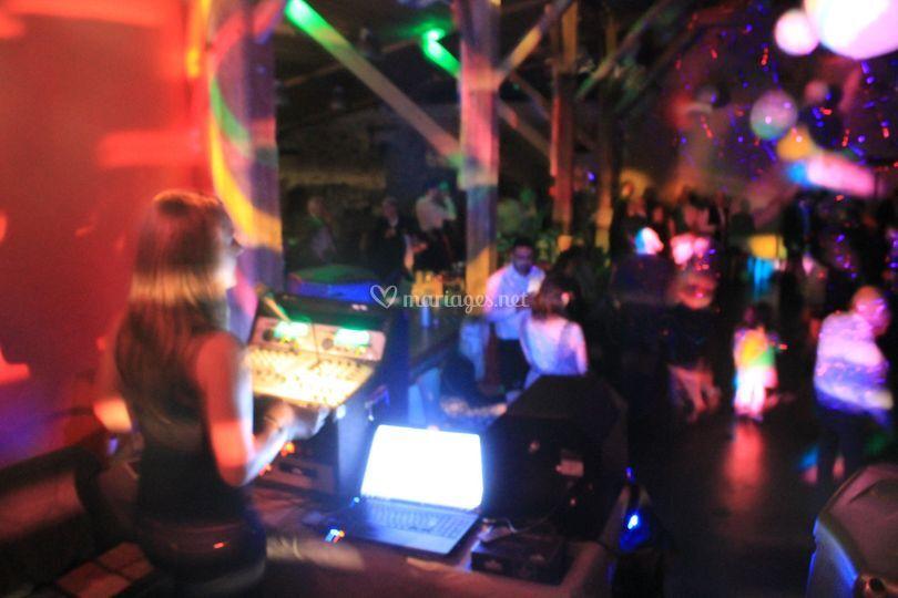 Du côté du DJ