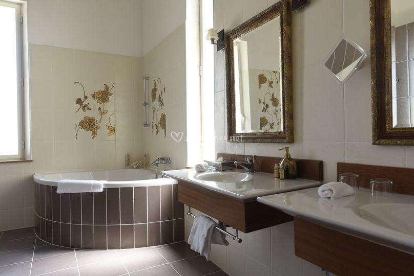Domaine de larchey for Chambre nuptiale