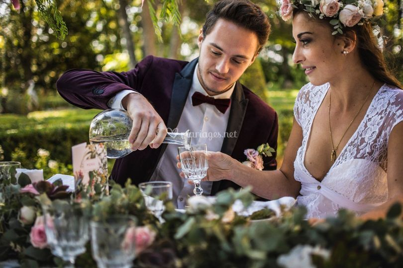 Mariage Florale & Végétale