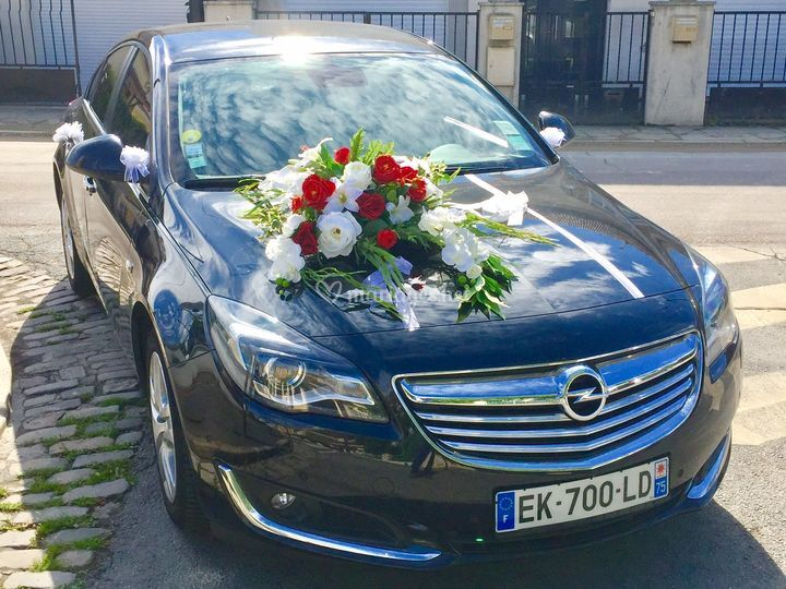 Classe Luxe Florale Mariage