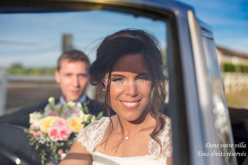 Dans votre villa - Wedding Planners