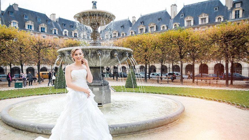 Mariage d'Anne et Alexandre